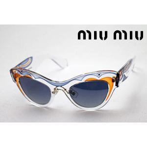 ミュウミュウ サングラス MU07PS TFB3A0|glassmania