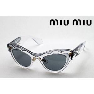 ミュウミュウ サングラス MU07PS TIS3C2|glassmania