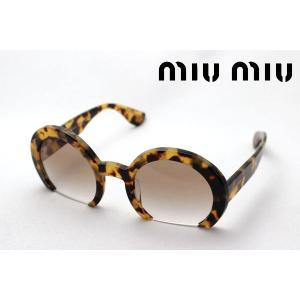 ミュウミュウ サングラス MU07QSA 7S01L0|glassmania
