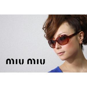 ミュウミュウ サングラス MU08IS 2AU1Z1|glassmania