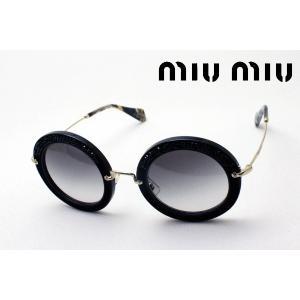 ミュウミュウ サングラス MU08RS 1AB0A7|glassmania