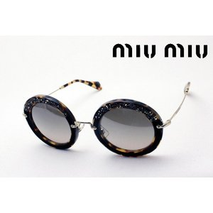 ミュウミュウ サングラス MU08RS 7S04P0|glassmania
