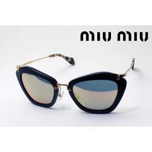 ミュウミュウ サングラス MU10NS 1BO2D2|glassmania