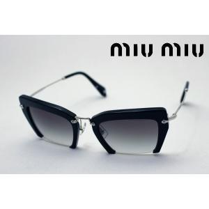 ミュウミュウ サングラス MU10QS 1AB0A7|glassmania