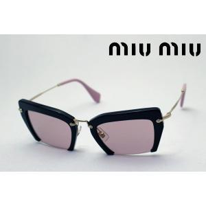 ミュウミュウ サングラス MU10QS 1BO4M2|glassmania