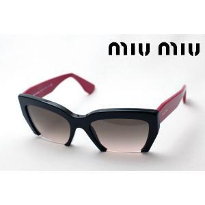 ミュウミュウ サングラス MU11OS 1AB1E2|glassmania