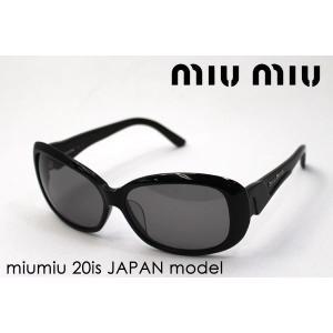 ミュウミュウ サングラス MU20IS 1AB1A1|glassmania