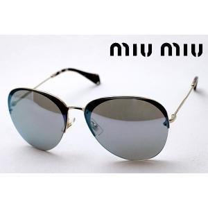 ミュウミュウ サングラス MU53PS ZVN2E2|glassmania