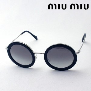 ミュウミュウ サングラス NewModel miumiu MU59US 1AB5O0|glassmania