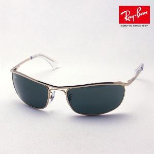 レイバン サングラス プレミア生産終了モデル Ray-Ban オリンピアン RB3119 001 59|glassmania