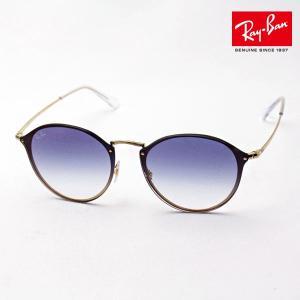 レイバン サングラス Ray-Ban ブレイズ ラウンド RB3574N 001X0|glassmania