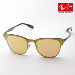 レイバン サングラス Ray-Ban ブレイズ クラブマスター RB3576N 90377J|glassmania