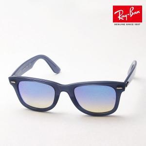レイバン サングラス Ray-Ban ウェイファーラー RB4340 62324O ミラー|glassmania