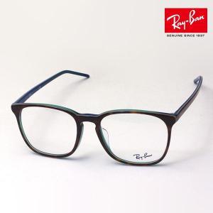 レイバン メガネ Ray-Ban 伊達メガネ RX5387F 5974|glassmania