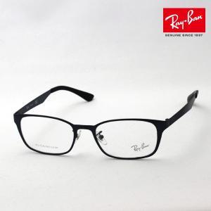 レイバン メガネ プレミア生産終了モデル Ray-Ban 伊達メガネ RX8738D 2510 TITANIUM|glassmania