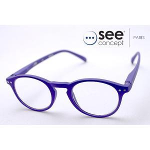 シーコンセプト メガネ 老眼鏡 See Concept SC LMS #A C03|glassmania