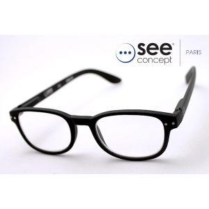 シーコンセプト メガネ 老眼鏡 See Concept SC LMS #B C01|glassmania