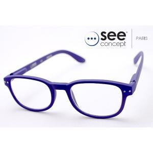 シーコンセプト メガネ 老眼鏡 See Concept SC LMS #B C03|glassmania
