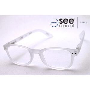 シーコンセプト メガネ 老眼鏡 See Concept SC LMS #B C13|glassmania