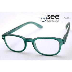 シーコンセプト メガネ 老眼鏡 See Concept SC LMS #B C14|glassmania