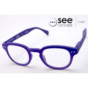 シーコンセプト メガネ 老眼鏡 See Concept SC LMS #C C03|glassmania