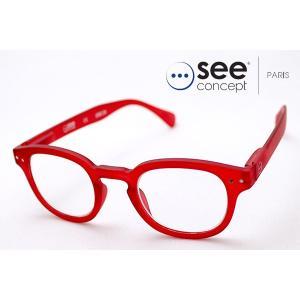 シーコンセプト メガネ 老眼鏡 See Concept SC LMS #C C04|glassmania