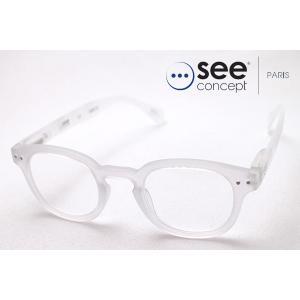 シーコンセプト メガネ 老眼鏡 See Concept SC LMS #C C13|glassmania