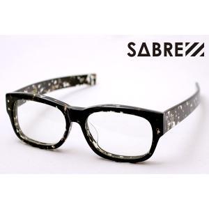 セイバー メガネ SABRE SV73 17712J ブラックサークル|glassmania