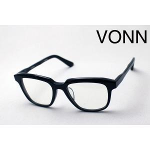 ヴォン VONN VN-001 BLACK ドンハン メガネ|glassmania