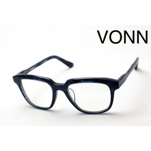 ヴォン VONN VN-001 BLUE ドンハン メガネ|glassmania