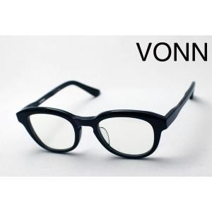 ヴォン VONN VN-002 BLACK ヴァイタル メガネ|glassmania