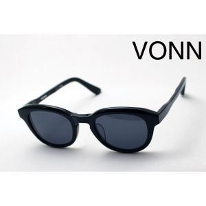 ヴォン VONN VN-002 BLACK ヴァイタル サングラス glassmania