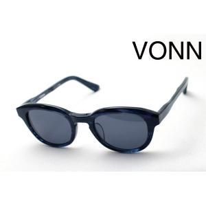 ヴォン VONN VN-002 BLUE ヴァイタル サングラス glassmania
