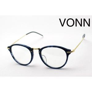 ヴォン VONN VN-004 BLUE シーマ メガネ|glassmania