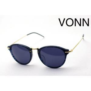 ヴォン VONN VN-004 BLUE シーマ サングラス glassmania