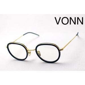 ヴォン VONN VN-005 BLACK エース メガネ|glassmania