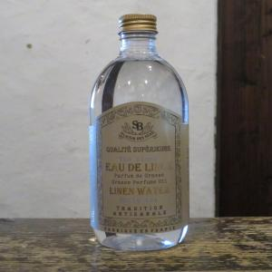 French classic リネンウォーター500ml エッセンシャルオイルを抽出した後に残る、香...