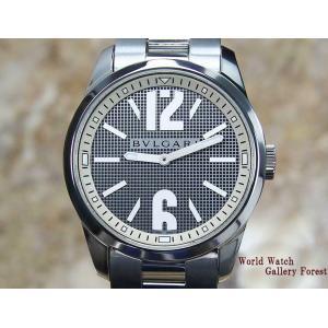 the best attitude bc85b 73f62 ブルガリ メンズ腕時計(腕時計の動力:電池式(クォーツ式 ...