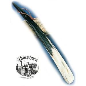 アビホーン社カウホーンチップエンド靴べら皮ひも付(45cm)1-18 グレンフィールド|glencheck