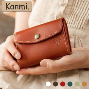 ドロップツリーミニウォレット/Kanmi.(カンミ)/財布/ドロップツリー/日本製【カンミ】|glencheck