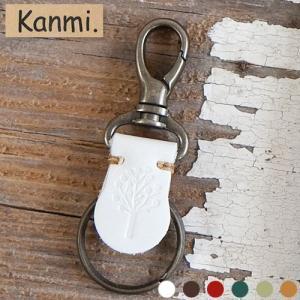 ドロップツリー キーリング/Kanmi.(カンミ)/キーケース・キーリング/ドロップツリー/日本製【カンミ】 glencheck