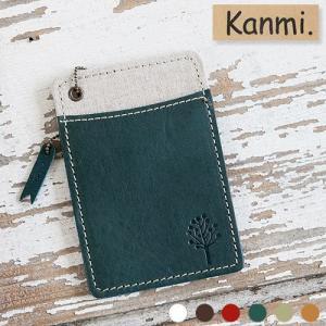 ドロップツリー パスケース/Kanmi.(カンミ)/カードケース・パスケース/ドロップツリー/日本製【カンミ】|glencheck