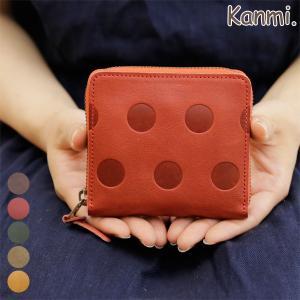 Kanmi.  キャンディBOXショートウォレット/Kanmi.(カンミ)/財布/日本製|GLENCHECK