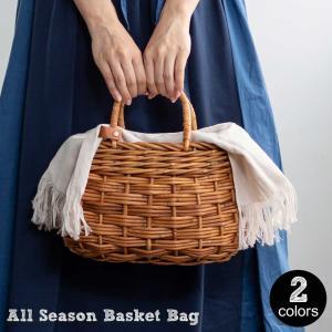 アラログ かごバッグ バスケット バッグ トート オールシーズン 可能 アンティーク creer クレエ 敬老の日特典|glencheck
