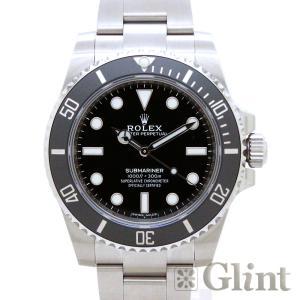 ロレックス(ROLEX)サブマリーナー 114060 ノンデイト〔腕時計〕〔メンズ〕〔2019年9月...