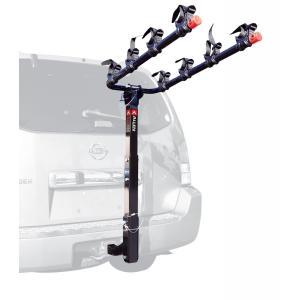 Allen Sports サイクルキャリア 4台 トランクヒッチ用ホールドアップ(2インチレシーバー)|global-shop-rb