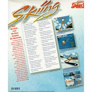 Sierra Sports Skiing 99 (輸入版) global-work