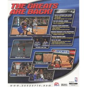 NBA Live 2000 (輸入版) global-work