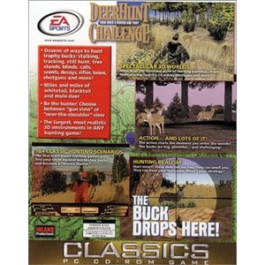 Deer Hunt Challenge (輸入版) global-work
