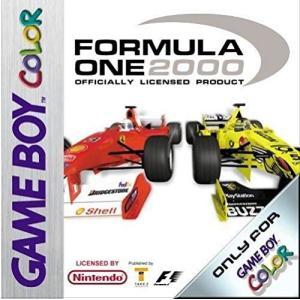 F1 2000 / Game global-work